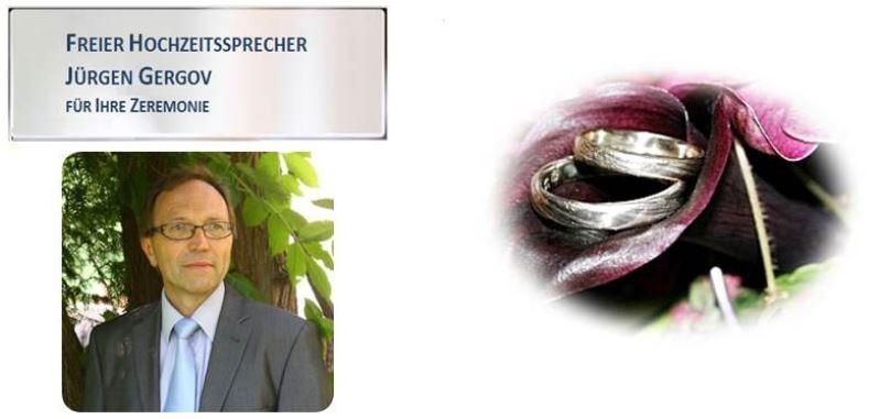 Freier Hochzeitssprecher